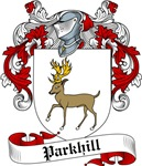 Parkhill Family Crest, Coat of Arms