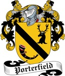 Porterfield Family Crest, Coat of Arms