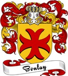 Boulay Family Crest, Coat of Arms