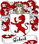 Godard Family Crest, Coat of Arms