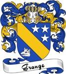 Grange Family Crest, Coat of Arms
