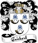 Guichard Family Crest, Coat of Arms