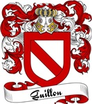 Guillon Family Crest, Coat of Arms