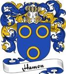 Hamon Family Crest, Coat of Arms
