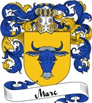 Marc Family Crest, Coat of Arms