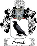 Franchi Family Crest, Coat of Arms