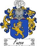 Fusco Family Crest, Coat of Arms