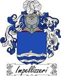 Impellizzeri Family Crest, Coat of Arms