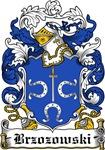 Brzozowski Family Crest, Coat of Arms