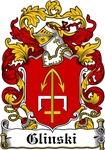 Glinski Family Crest, Coat of Arms