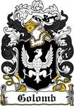 Golomb Family Crest, Coat of Arms