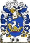 Wilk Family Crest, Coat of Arms