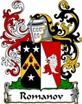 Romanov Family Crest, Coat of Arms