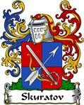 Skuratov Family Crest, Coat of Arms