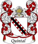 Quintal Family Crest, Coat of Arms
