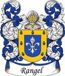 Rangel Family Crest, Coat of Arms
