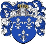 Groen Family Crest, Coat of Arms