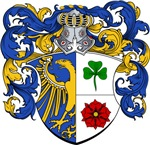 Haak Family Crest, Coat of Arms