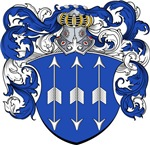 Hegeman Family Crest, Coat of Arms