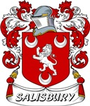 Salisbury Coat of Arms, Family Crest