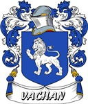Vachan Coat of Arms, Family Crest