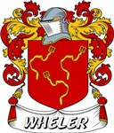 Wheler Coat of Arms, Family Crest