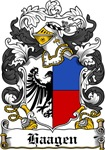 Haagen Coat of Arms, Family Crest