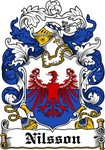 Nilsson Coat of Arms, Family Crest