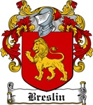 Breslin Coat of Arms, Family Crest