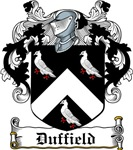 Duffield Coat of Arms, Family Crest