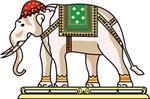 Siam Elephant Flag