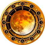 Clock of the Yellow Moon