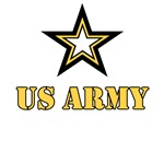 US Army with star