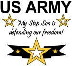 My Step Son is Defending your Freedom!