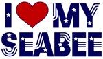 I love (heart) my Seabee