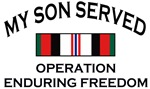 My Son Served - OEF