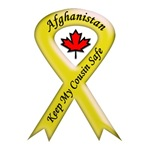 Task Force Afghanistan Cousin Safe Yellow Ribbon
