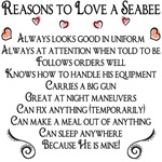 Reasons to love a Seabee