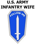 U.S. Army Infantry Wife