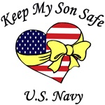 Navy Mom & Dad - Keep My Son Safe