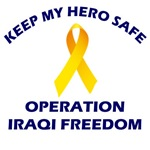 KEEP MY HERO SAFE! OIF