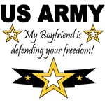 My Boyfriend is defending your freedom