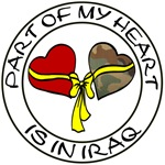 Part of my heart is in Iraq