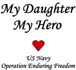My Daughter My Hero OEF Navy