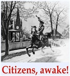 Citizens, awake!