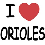 I heart orioles