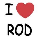 I heart rod