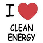 I heart clean energy