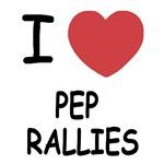 I heart pep rallies