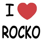 I heart rocko